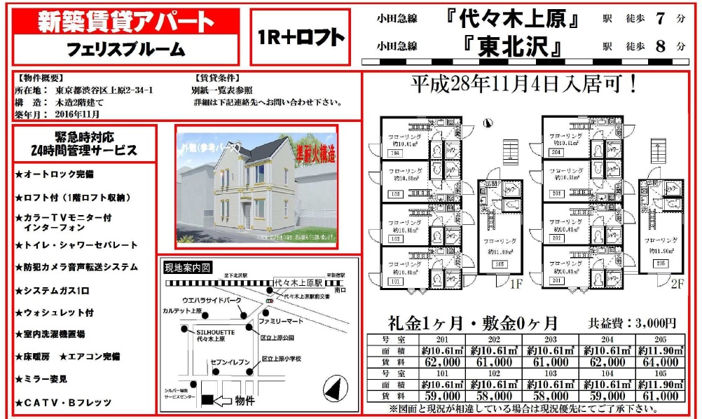 f:id:yoyogiuehararealestate:20160910101312j:plain