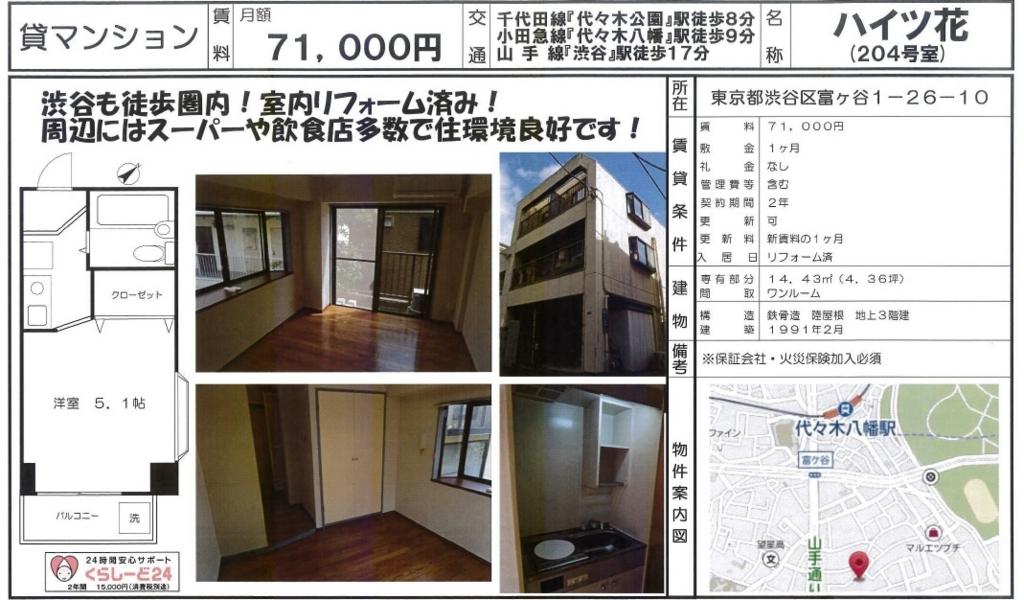 f:id:yoyogiuehararealestate:20160910212846j:plain