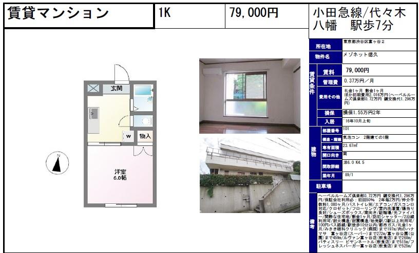 f:id:yoyogiuehararealestate:20160913090456j:plain
