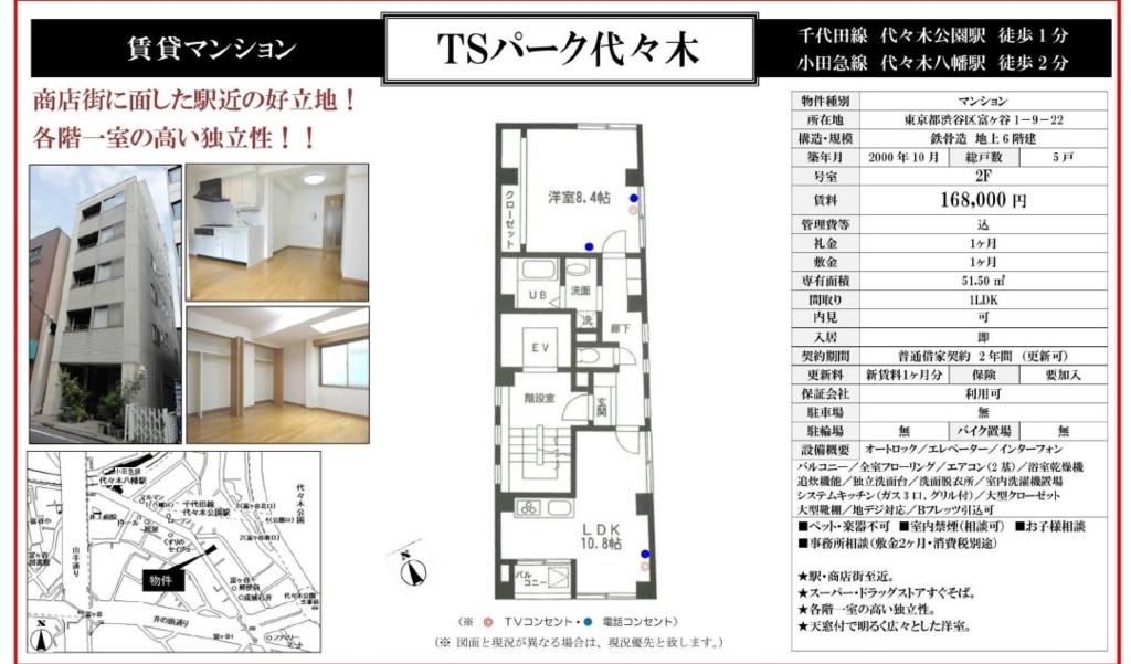 f:id:yoyogiuehararealestate:20160915022941j:plain