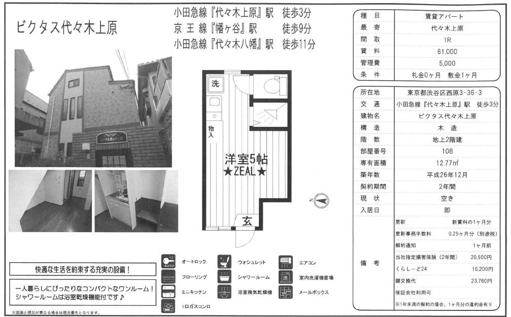 f:id:yoyogiuehararealestate:20161001230025j:plain