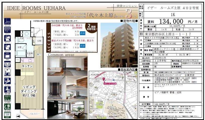 f:id:yoyogiuehararealestate:20161007185801j:plain