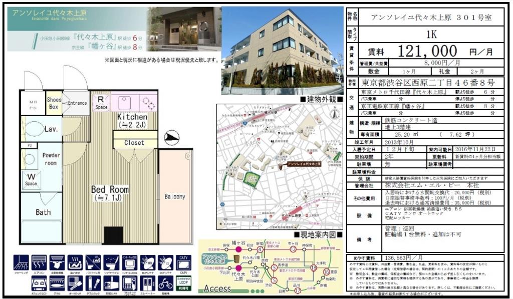 f:id:yoyogiuehararealestate:20161007210327j:plain