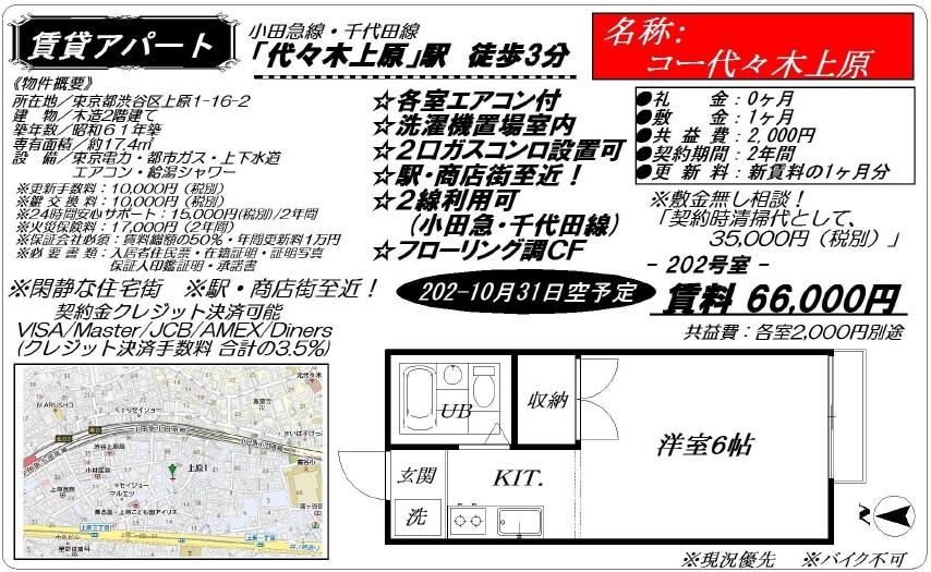 f:id:yoyogiuehararealestate:20161008191740j:plain