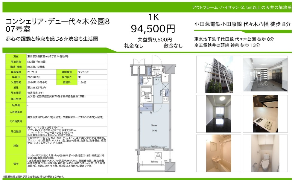 f:id:yoyogiuehararealestate:20161010002144j:plain