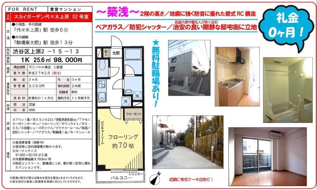f:id:yoyogiuehararealestate:20161010210327j:plain