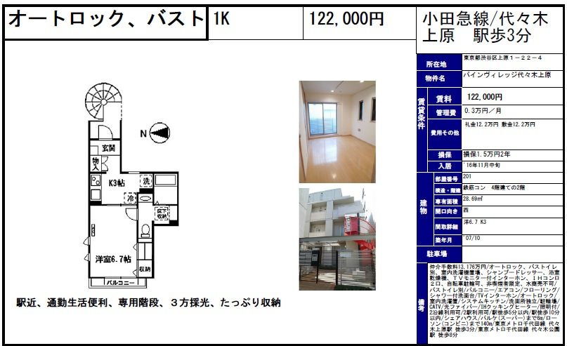 f:id:yoyogiuehararealestate:20161015094319j:plain