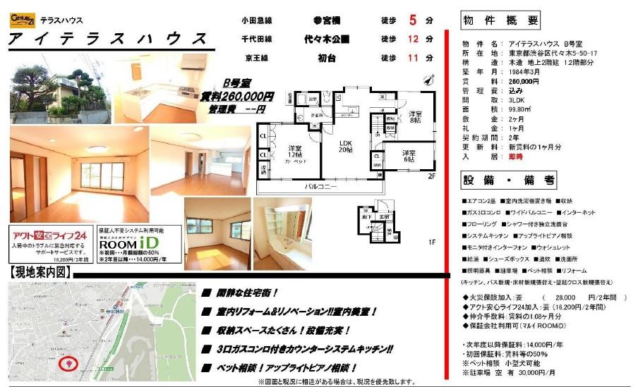 f:id:yoyogiuehararealestate:20161018204603j:plain