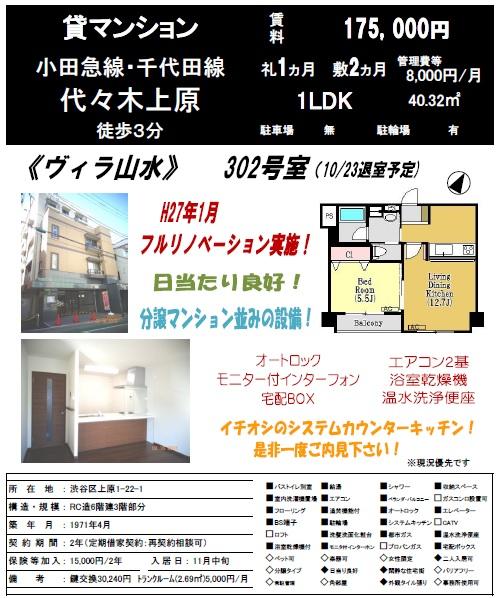 f:id:yoyogiuehararealestate:20161021084843j:plain