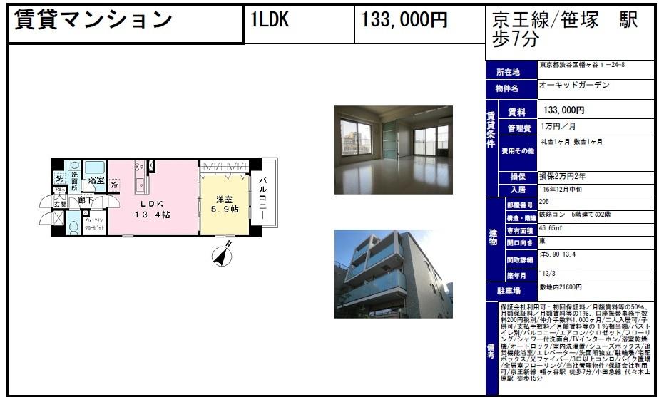 f:id:yoyogiuehararealestate:20161021184742j:plain