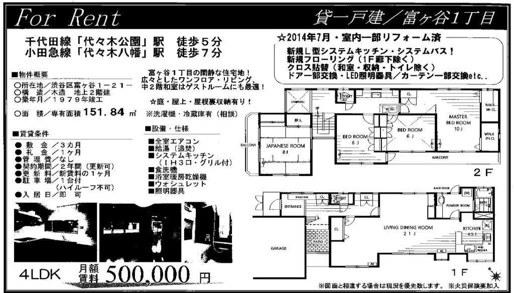 f:id:yoyogiuehararealestate:20161027082250j:plain