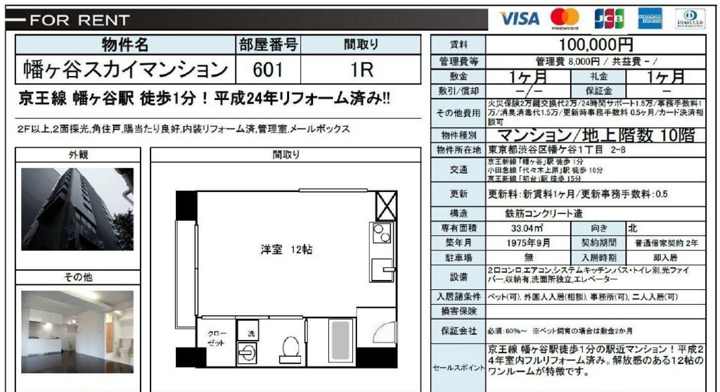 f:id:yoyogiuehararealestate:20161116102848j:plain