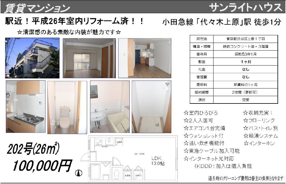 f:id:yoyogiuehararealestate:20161116103356j:plain