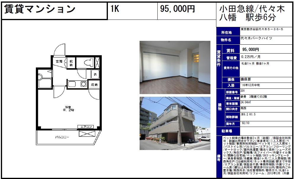 f:id:yoyogiuehararealestate:20161129092736j:plain