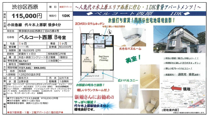 f:id:yoyogiuehararealestate:20161202084959j:plain