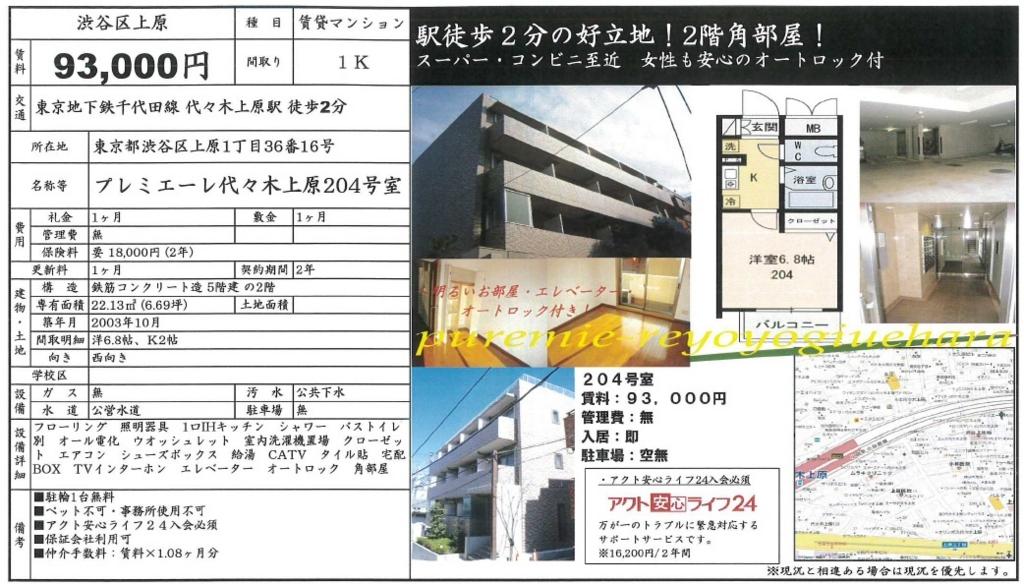 f:id:yoyogiuehararealestate:20161202205407j:plain