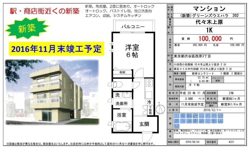 f:id:yoyogiuehararealestate:20161205085253j:plain