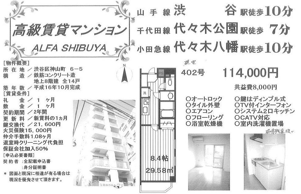 f:id:yoyogiuehararealestate:20161211185017j:plain