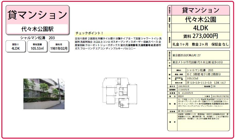 f:id:yoyogiuehararealestate:20161218193025j:plain