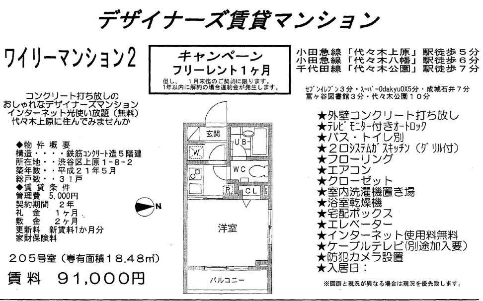 f:id:yoyogiuehararealestate:20161224101201j:plain