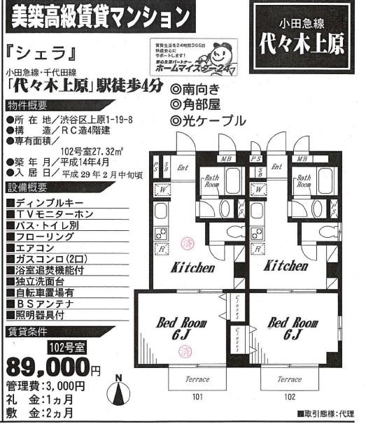 f:id:yoyogiuehararealestate:20170108224121j:plain
