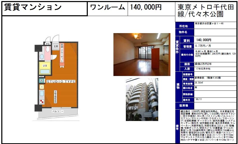 f:id:yoyogiuehararealestate:20170108224201j:plain