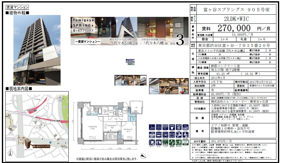 f:id:yoyogiuehararealestate:20170113224507j:plain