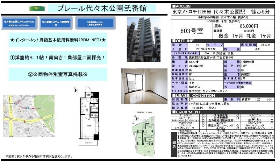 f:id:yoyogiuehararealestate:20170115205940j:plain