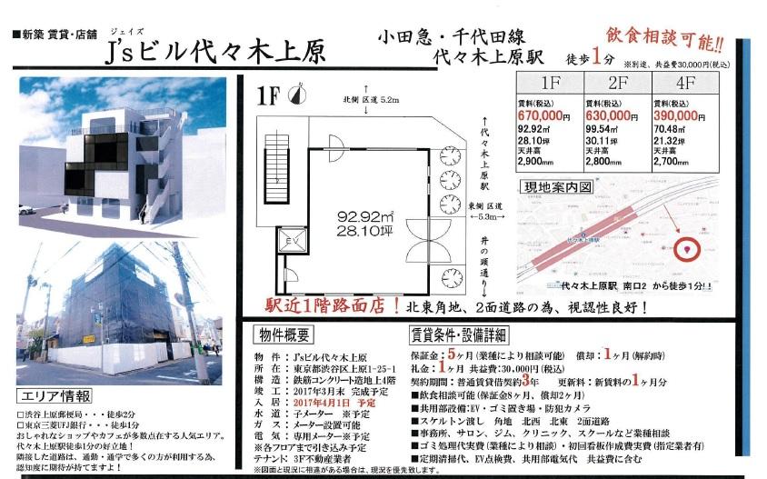 f:id:yoyogiuehararealestate:20170120120024j:plain