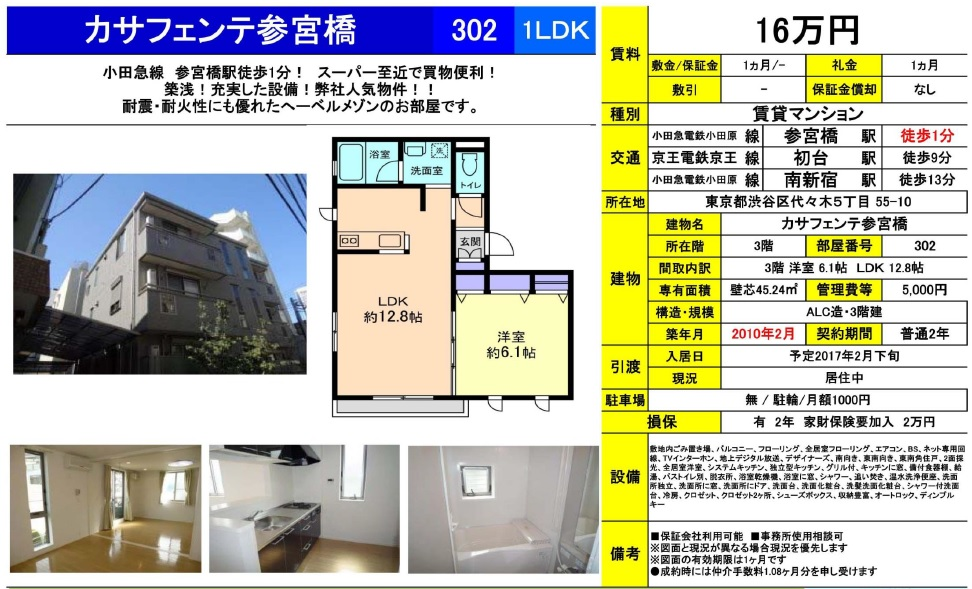 f:id:yoyogiuehararealestate:20170121220047j:plain
