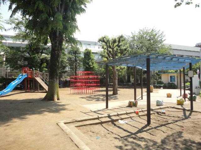 代々木上原 上原小学校 上原中学校 上原公園