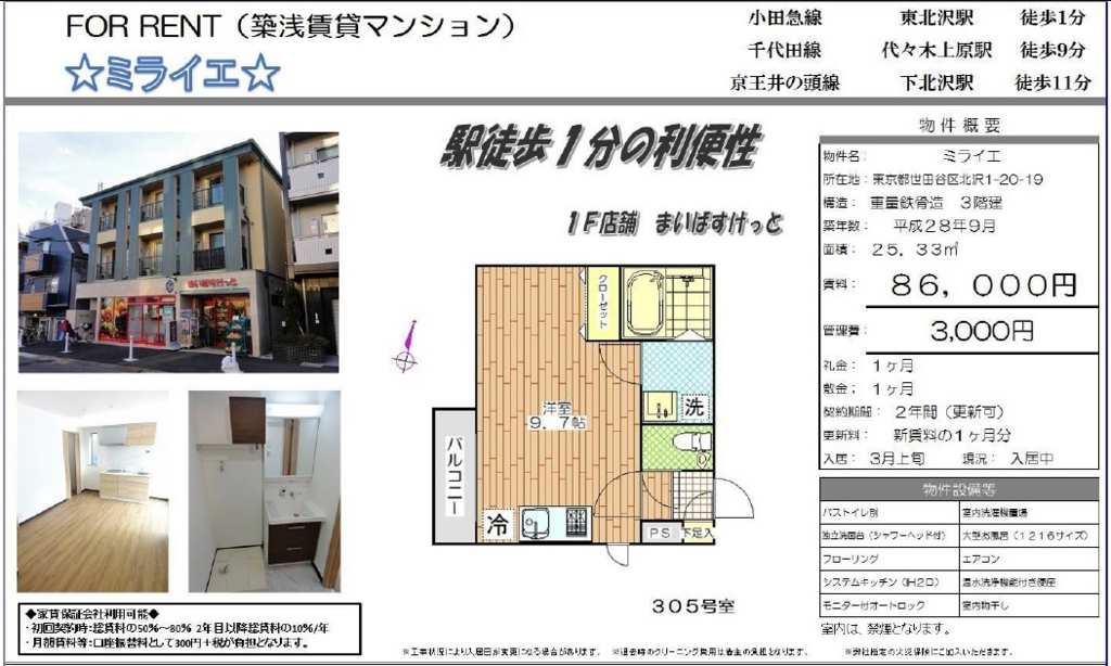 f:id:yoyogiuehararealestate:20170126000350j:plain