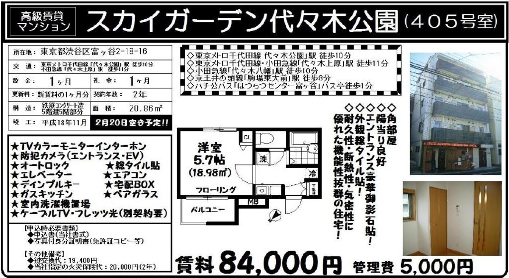 f:id:yoyogiuehararealestate:20170128000553j:plain