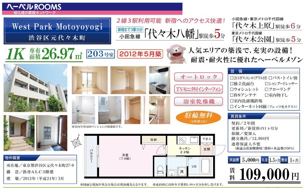 f:id:yoyogiuehararealestate:20170201101045j:plain