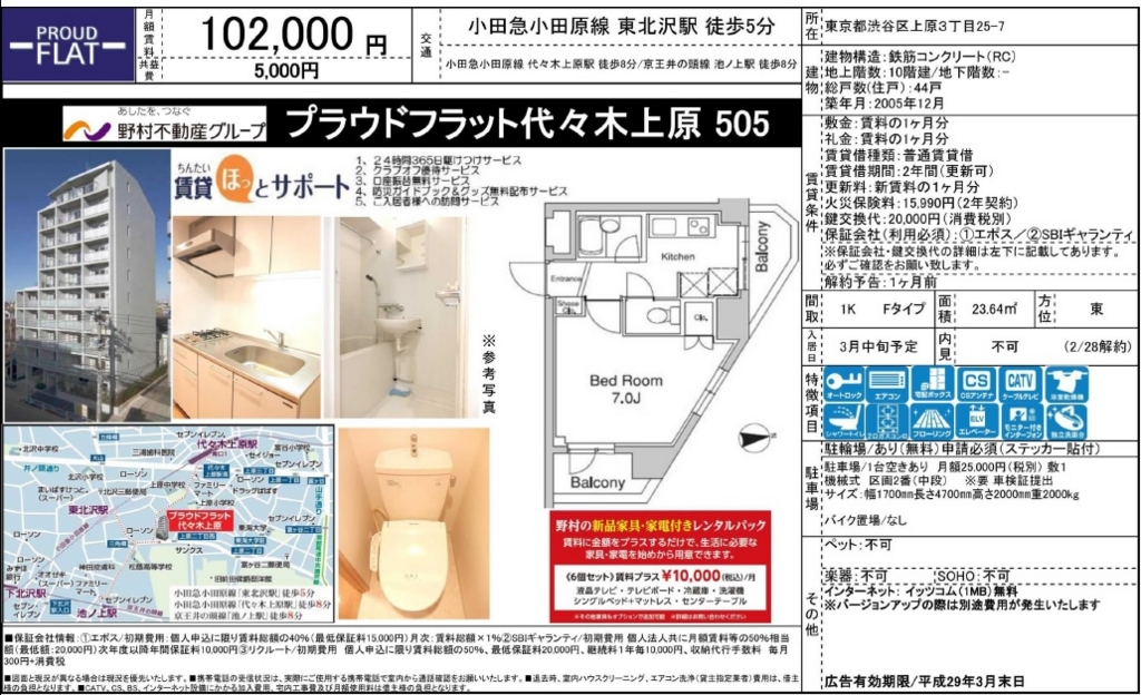 f:id:yoyogiuehararealestate:20170201101110j:plain