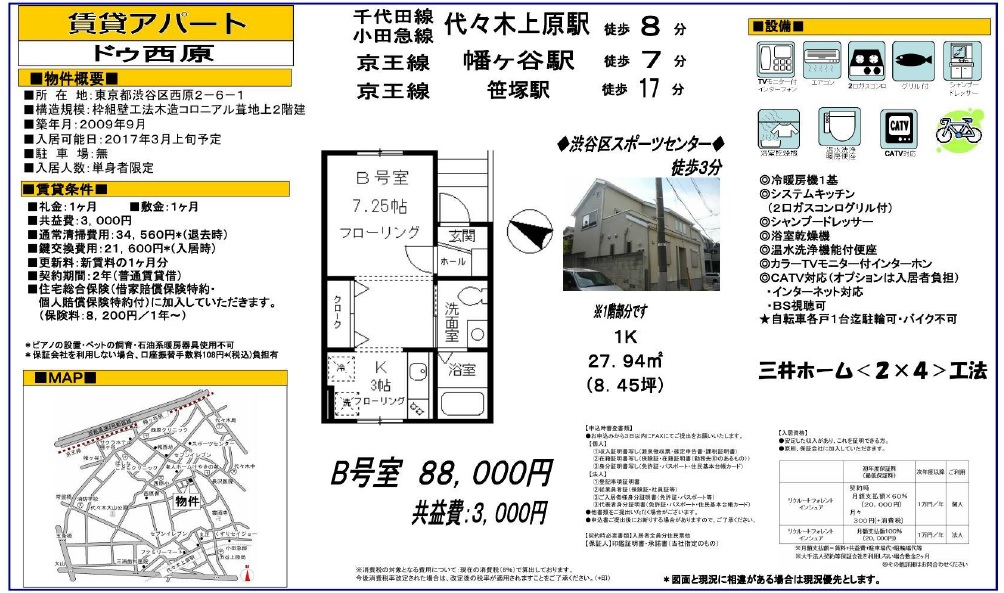 f:id:yoyogiuehararealestate:20170202092235j:plain