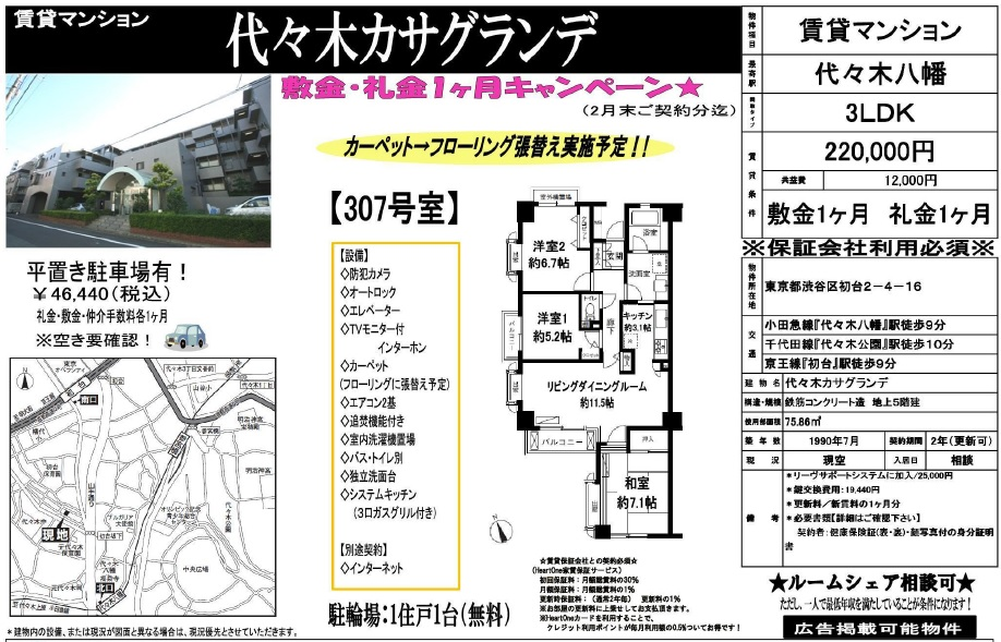 f:id:yoyogiuehararealestate:20170204090902j:plain