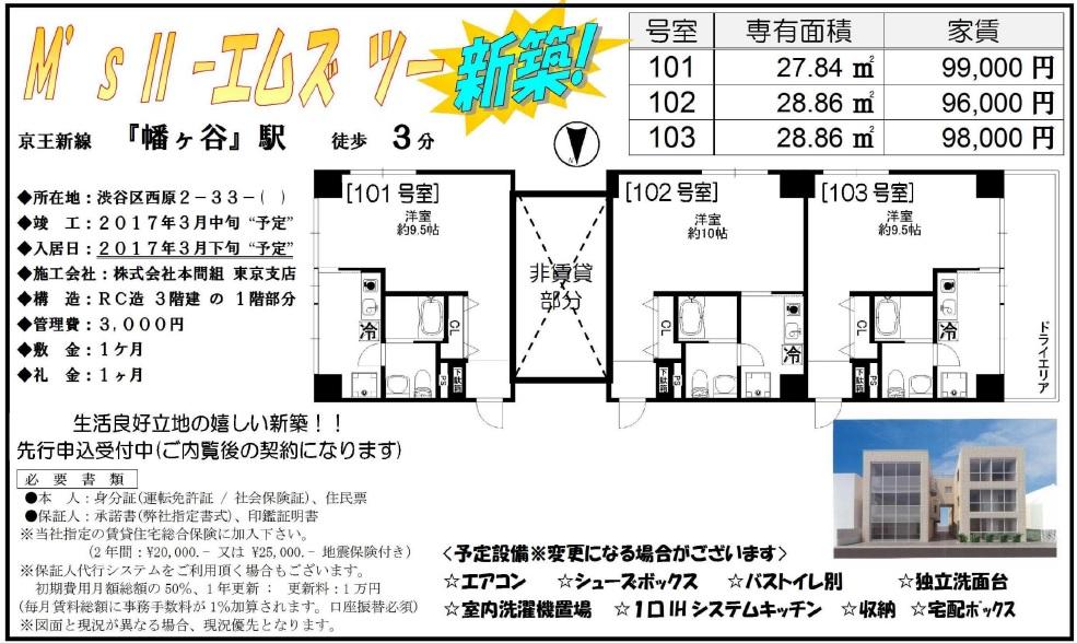 f:id:yoyogiuehararealestate:20170204090941j:plain