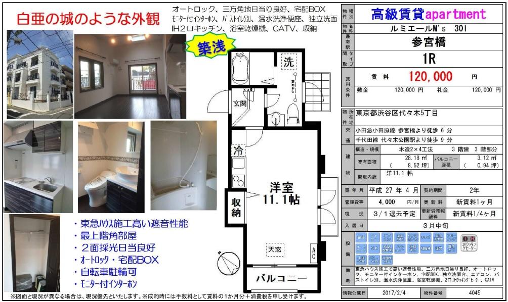 f:id:yoyogiuehararealestate:20170206102459j:plain