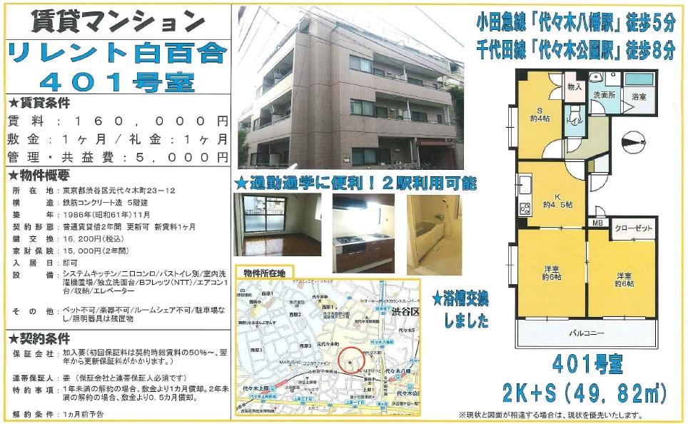 f:id:yoyogiuehararealestate:20170207105435j:plain