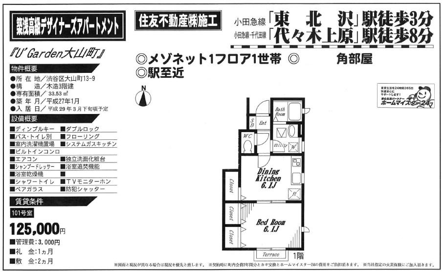 f:id:yoyogiuehararealestate:20170209223300j:plain