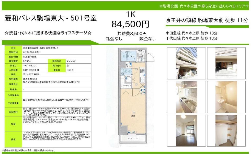 f:id:yoyogiuehararealestate:20170211011021j:plain