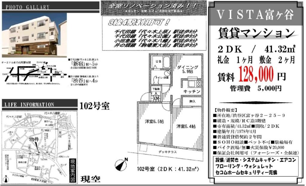 f:id:yoyogiuehararealestate:20170211011033j:plain