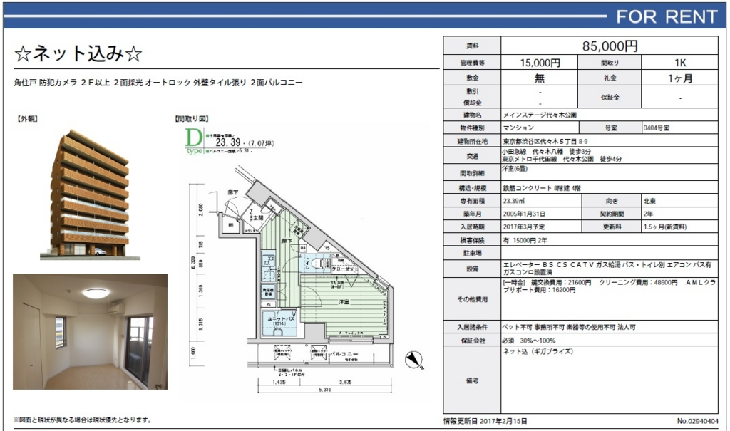 f:id:yoyogiuehararealestate:20170216231212j:plain