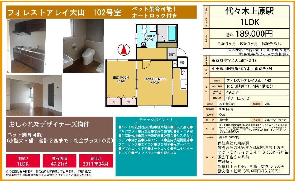 f:id:yoyogiuehararealestate:20170227102827j:plain