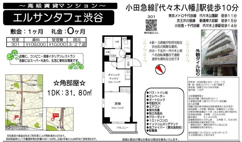f:id:yoyogiuehararealestate:20170227102855j:plain