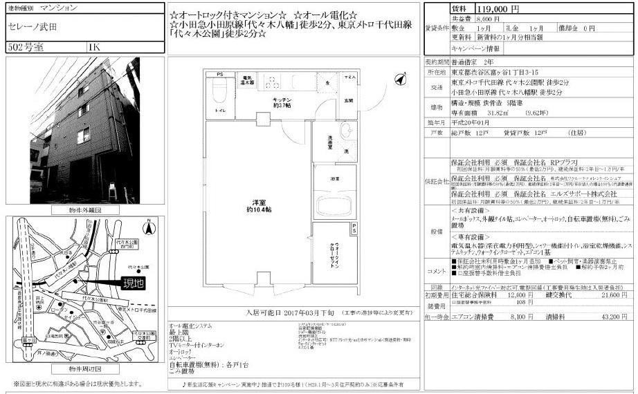 f:id:yoyogiuehararealestate:20170303110249j:plain