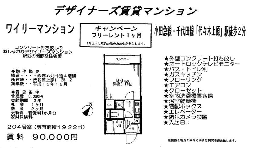 f:id:yoyogiuehararealestate:20170304102355p:plain