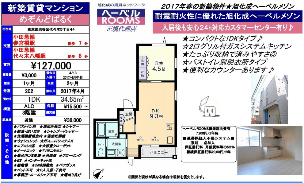 f:id:yoyogiuehararealestate:20170320213201j:plain