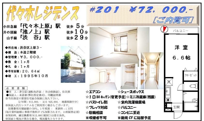f:id:yoyogiuehararealestate:20170320213338j:plain